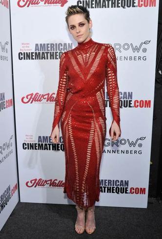 Натали Портман, Кристен Стюарт и другие звезды на премии American Cinematheque фото [9]
