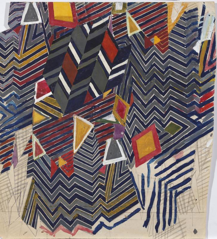 Выставка советского оп-арта в галерее «Эритаж» (фото 7)