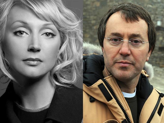 Кристина Орбакайте и Руслан Байсаров