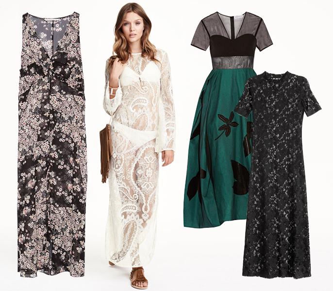 Выбор ELLE: Zara, H&M, Jonathan Saunders, H&M