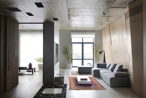 Лучшие интерьеры квартир 2014: вспомнить всё!   галерея [6] фото [1]