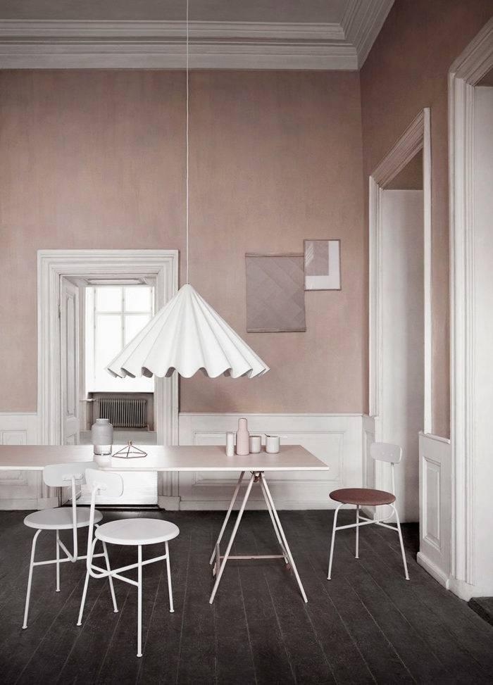 Розовый цвет в интерьере: как использовать и с чем сочетать (фото 2)
