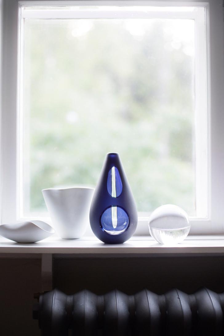 Голубая мечта: дом шведской художницы Гуннель Салин (фото 2)