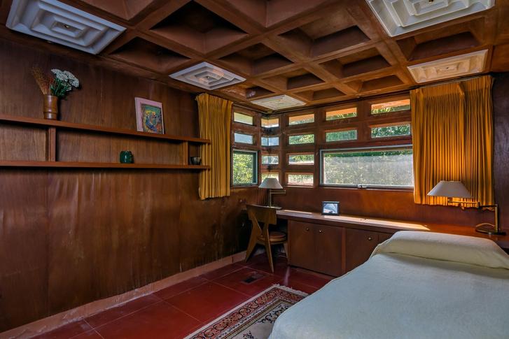 В Сент-Луисе продается дом по проекту Фрэнка Ллойда Райта (фото 9)