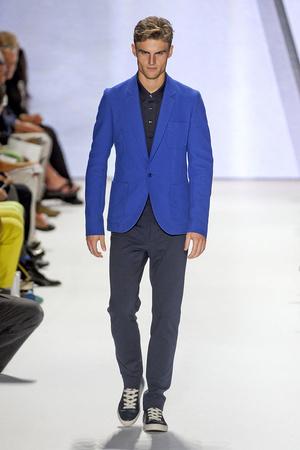 Показы мод Lacoste Весна-лето 2012 | Подиум на ELLE - Подиум - фото 2065