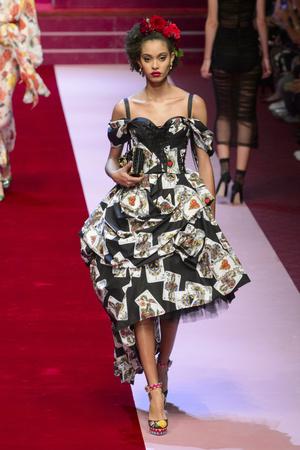 Dolce & Gabbana | Подиум на ELLE - Подиум - фото 5371