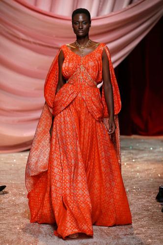 Побег из Самарканда: показ Ulyana Sergeenko Couture в Париже (фото 13.1)