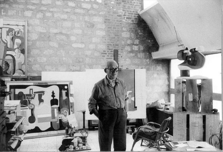Студия Ле Корбюзье в Париже открылась после реставрации (фото 0)