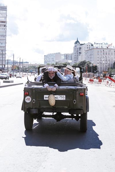 В Москве прошло четвертое ГУМ-Авторалли | галерея [1] фото [3]
