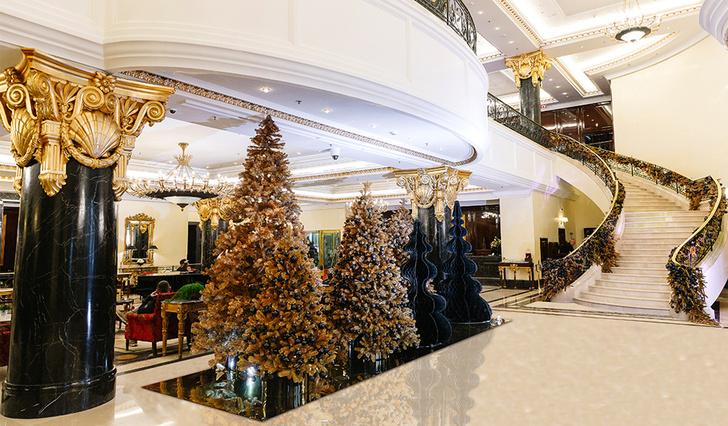 Планы на новогоднюю ночь: утонченные ужины в лучших отелях Москвы (фото 9)