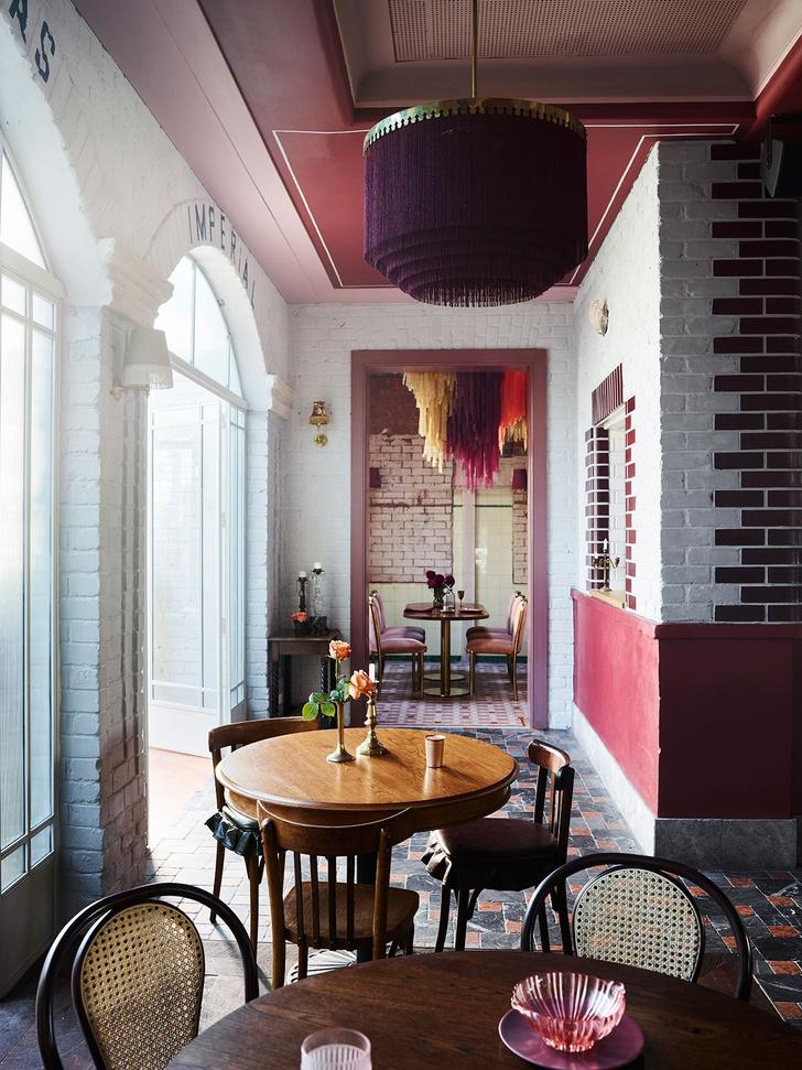 Ресторан The Imperial Hotel открылся после реставрации в Сиднее (фото 4)