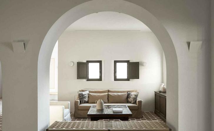 Parilio: новый дизайнерский отель на острове Парос (фото 3)