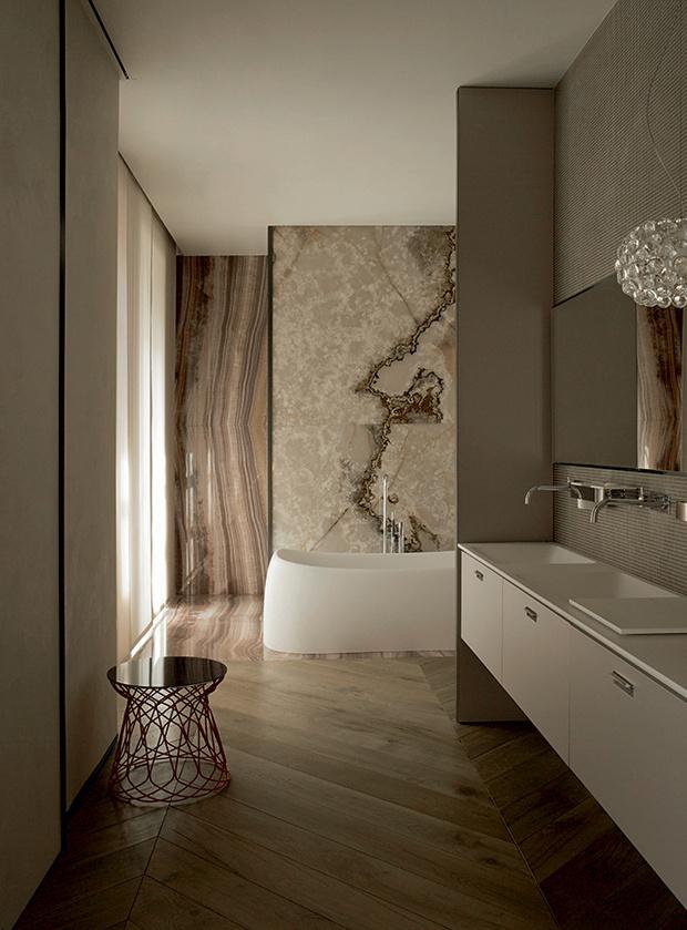 Тренды 2020: дизайн ванной комнаты (фото 14)