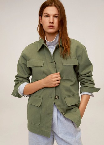 Сафари-куртка — идеальная вещь для весенних прогулок. Вот 15 вариантов (фото 10.1)