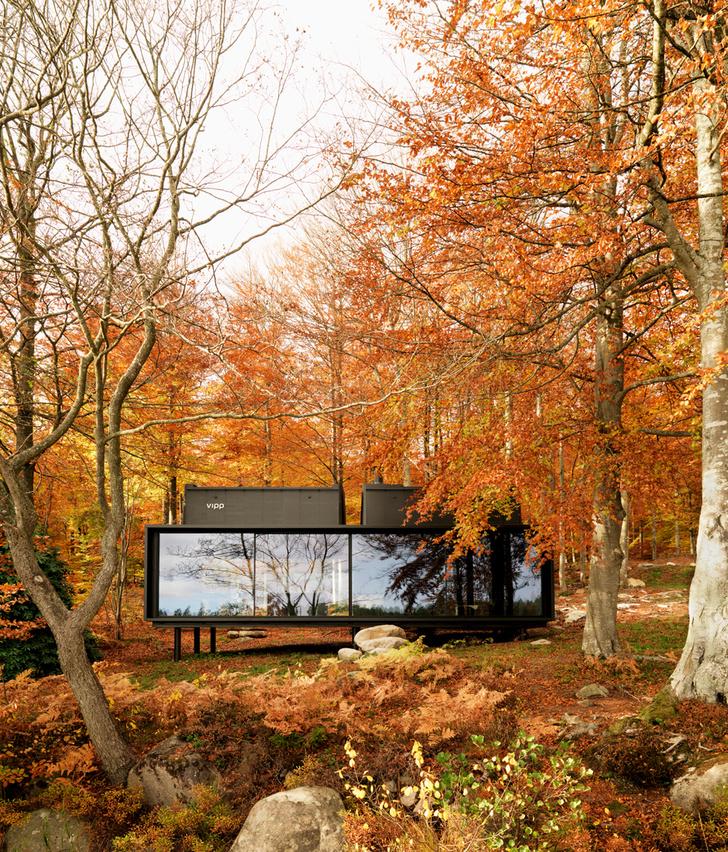 Микрокосмос: проекты домов 8 кв.м (фото 17)