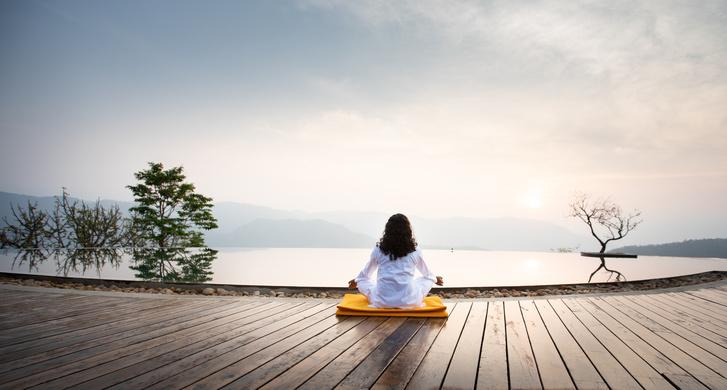 Prakriti Shakti Resort: центр йоги и натуропатии в Индии (фото 2)