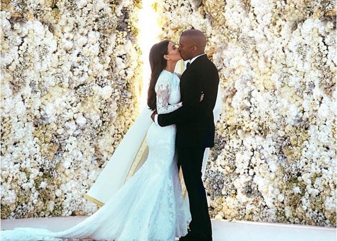 5 самых красивых свадеб этого лета