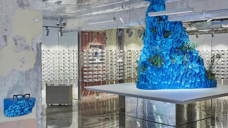 Необычный бутик очков в Вильнюсе (фото 0)