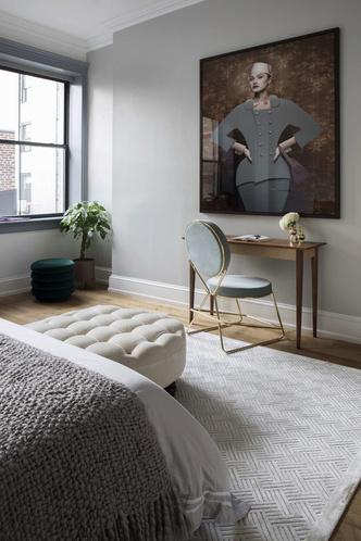 Экстраординарный дизайн: лофт в Нью-Йорке (фото 9.1)