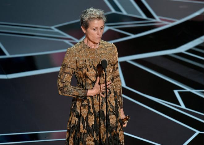 «Оскар 2018»: лучшая женская роль – Фрэнсис МакДорманд (фото 1)