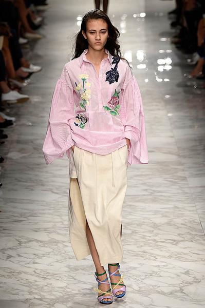 Неделя моды в Милане: день третий | галерея [1] фото [11]