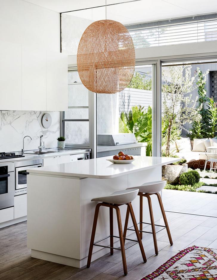 Красочный дом в пригороде Сиднея (фото 6)