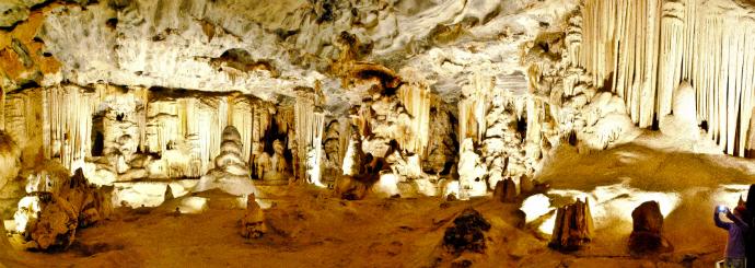 Пещеры Канго, ЮАР