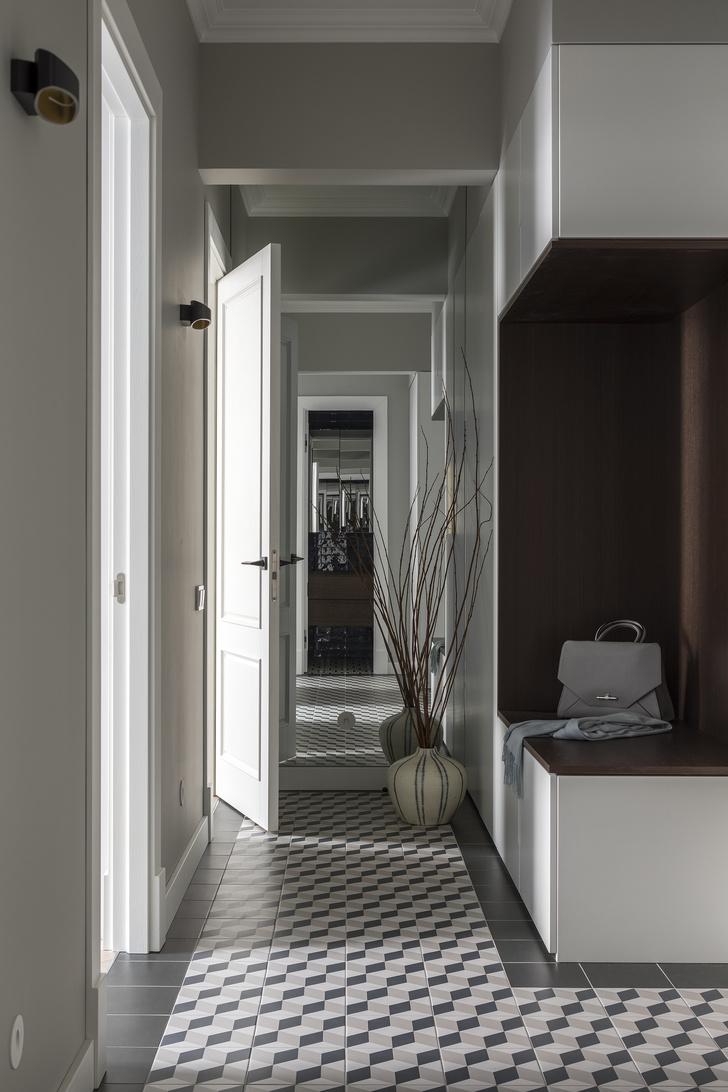 Квартира 53 м²: проект бюро Porte Rouge (фото 0)