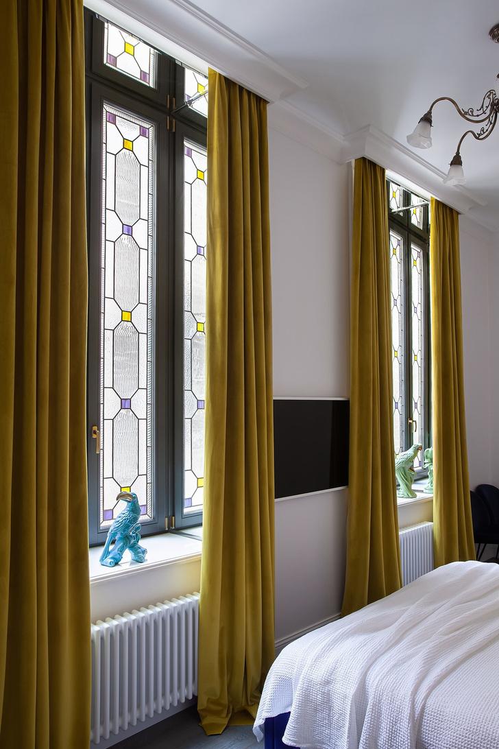 Квартира 64 м² с витражами и марокканскими мотивами в Санкт-Петербурге (фото 10)