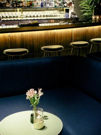 Эпоха джаза: ресторан в Мадриде (фото 5)