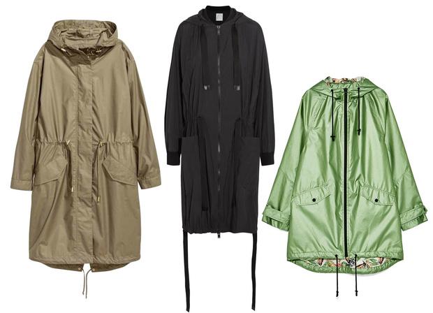 Модные пальто 2017 фото