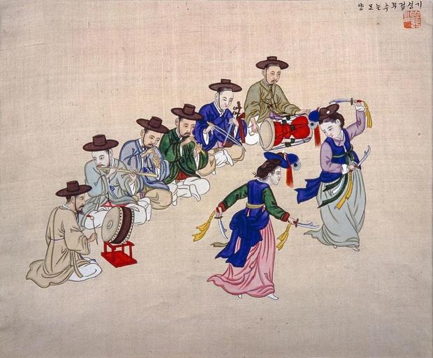 #ВостокДома: онлайн-лекция «Образы и краски живописи Старой Кореи» (фото 2)