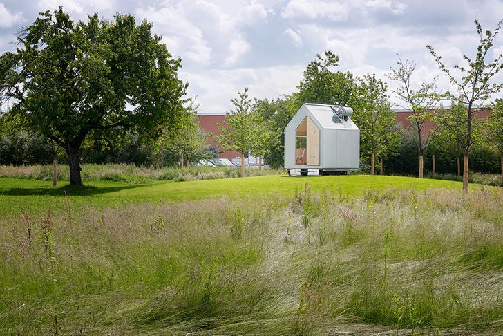 Микрокосмос: проекты домов 8 кв.м (фото 23)
