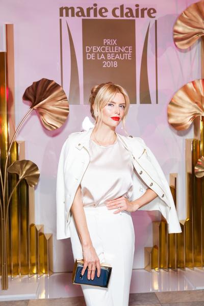 Журнал Marie Claire наградил лауреатов Prix d'Excellence de la Beauté 2018 (галерея 8, фото 7)