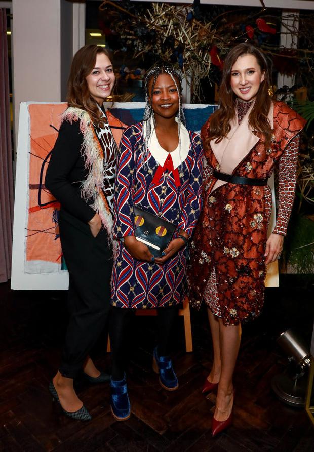 Колумнист ELLE Мария Байбакова присоединилась к программе ООН Женщины Великобритании в качестве советника по вопросам культуры и благотворительности (фото 1)