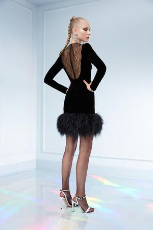 Maison Bohemique представил лукбук коллекции couture осень-зима 18/19 (фото 16.1)