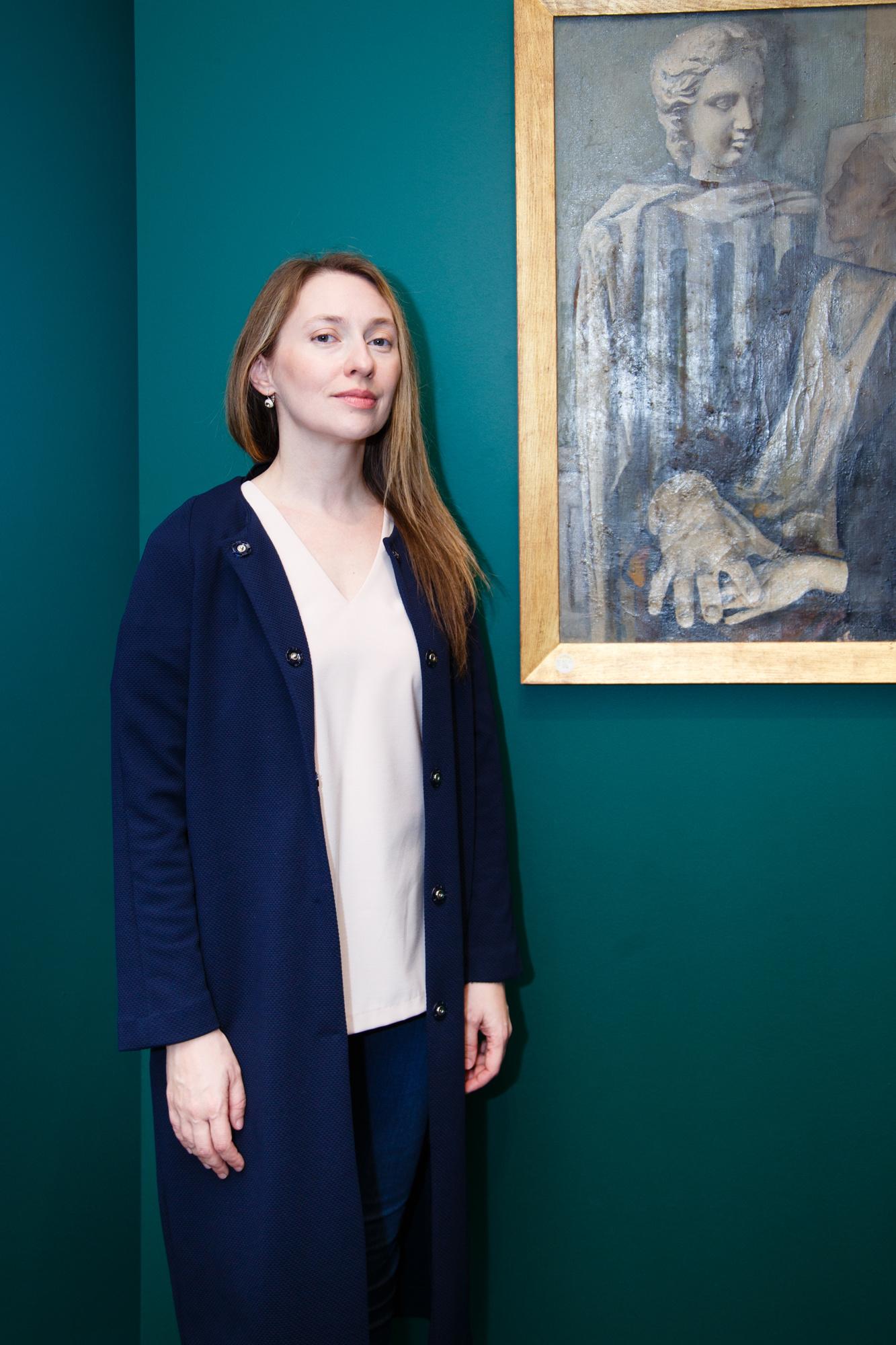 Предпоказ выставки великих русских художников от Sotheby's (галерея 2, фото 3)