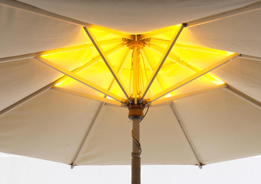 Топ 10: Модные зонты от солнца для сада и улицы (галерея 0, фото 5)