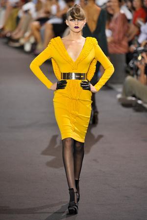 Показ Stephane Rolland коллекции сезона Осень-зима 2011-2012 года haute couture - www.elle.ru - Подиум - фото 278166