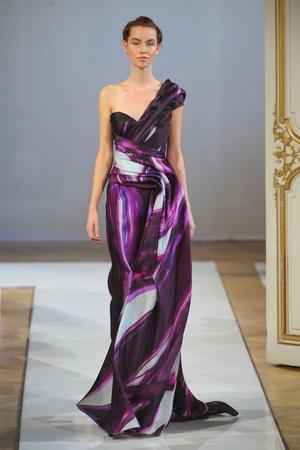 Показ Christophe Josse коллекции сезона Весна-лето 2012 года haute couture - www.elle.ru - Подиум - фото 330189