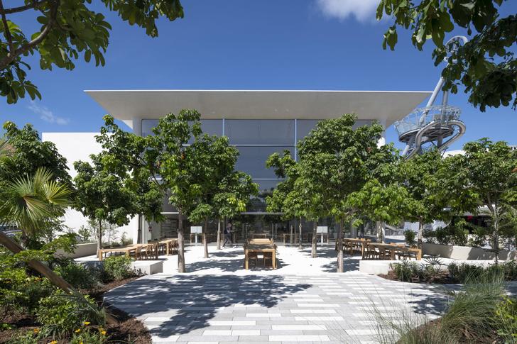 Новый бутик Apple в Майами по проекту Foster+Partners (фото 2)
