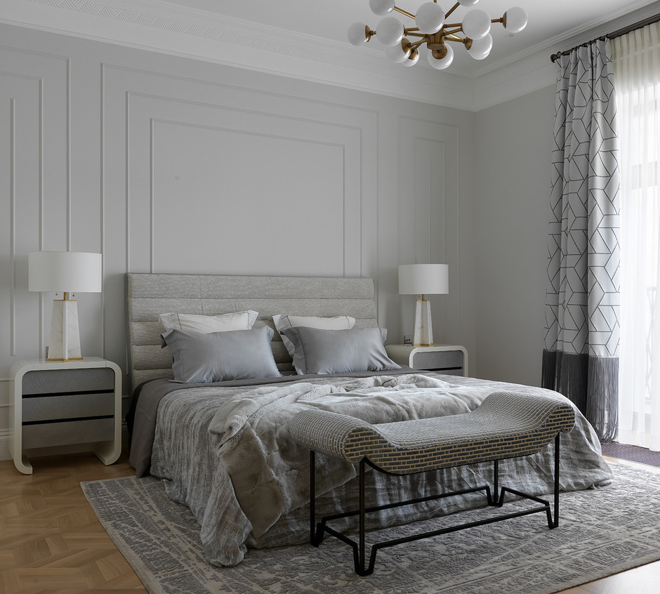 Как оформить спальню: 15 универсальных советов (фото 20)