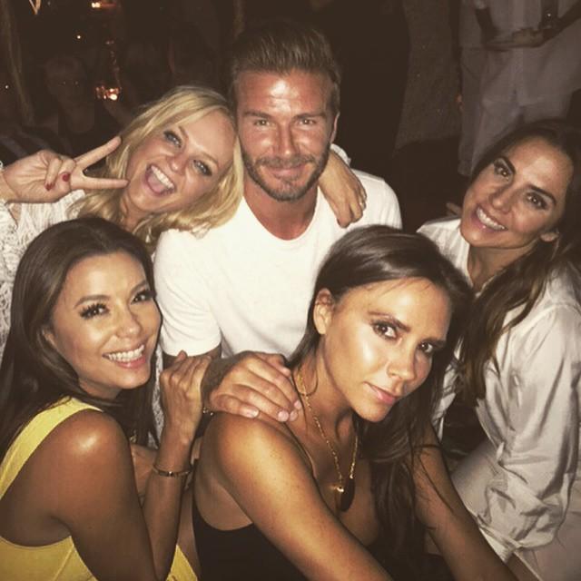 Участницы Spice Girls: фото 2015