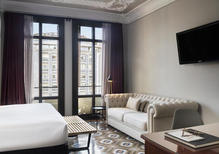 Отель Alexandra в Барселоне открылся после реновации (фото 9)