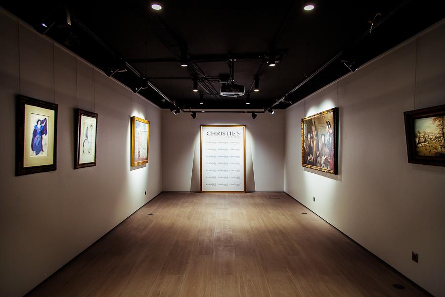 Открытие нового офиса аукционного дома Christie's в Москве   галерея [1] фото [5]