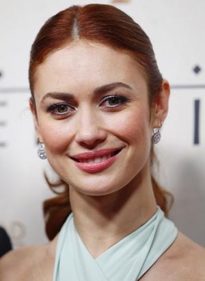Прическа Ольги Куриленко