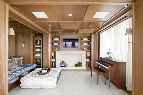 Тайра Бэнкс продает квартиру в Нью-Йорке | галерея [1] фото [6]