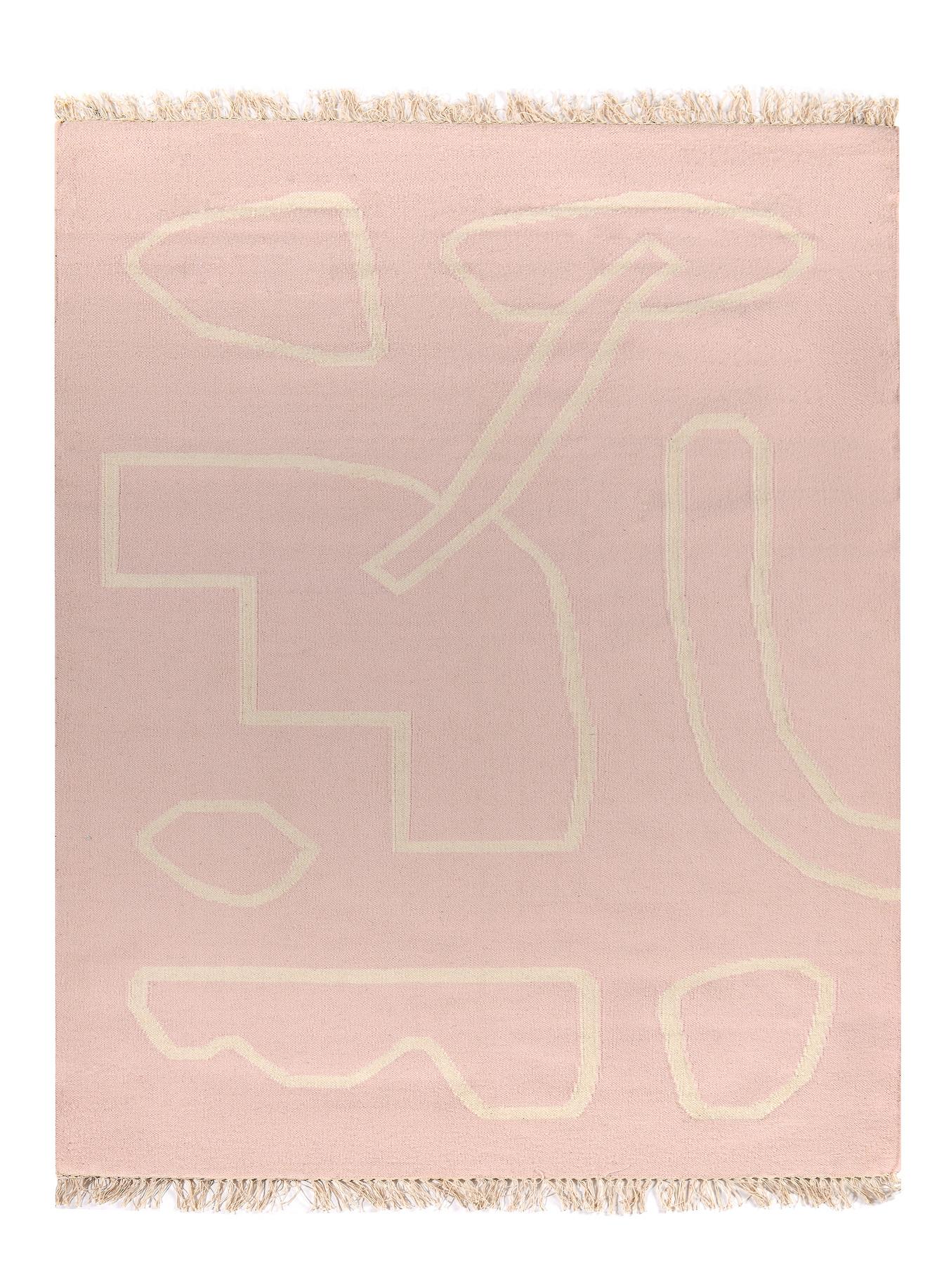 Новые ковры из шерсти их хлопка Tkano (галерея 4, фото 2)