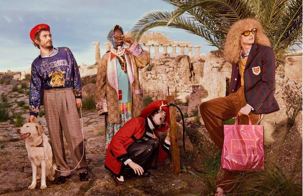 Gucci Pre-Fall 2019 (фото 8)