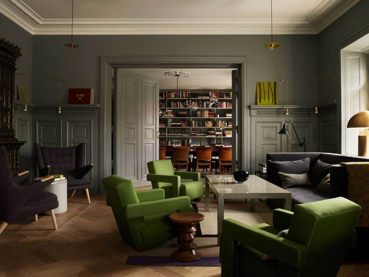 Уютный бутик-отель Ett Hem в Стокгольме (фото 2)